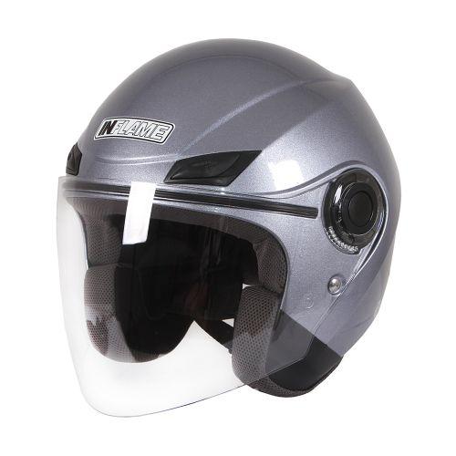 Шлем открытый INFLAME PATRIOT моно, титан